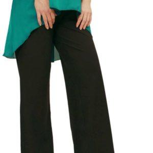 Παντελόνα ελαστική μαύρη