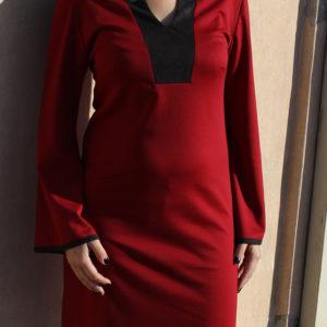 Φόρεμα Μπορντό